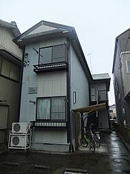 愛知県豊田市久保町2丁目の賃貸アパートの外観
