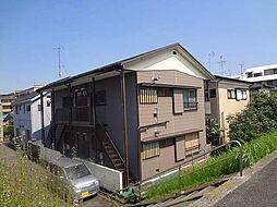 神奈川県横浜市港北区綱島西4丁目の賃貸アパートの外観