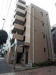 オーベル上馬B棟[4階]の外観