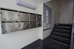 花畑コーポラス200棟[212号室]の外観