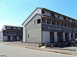 サンライズ上津 II[203号室]の外観