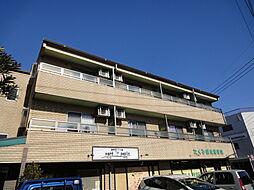 埼玉県草加市瀬崎3の賃貸マンションの外観