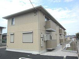JR中央線 立川駅 バス30分 武蔵村山高校南下車 徒歩5分の賃貸アパート