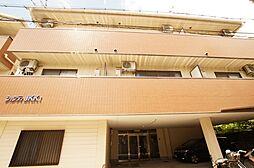 シャンティJKK1[2階]の外観