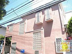 千葉県船橋市前原西1丁目の賃貸アパートの外観