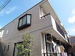 エステート駒沢[2階]の外観