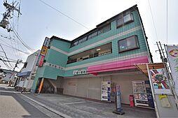 大阪府松原市立部5丁目の賃貸マンションの外観