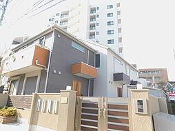 [テラスハウス] 千葉県市川市市川1丁目 の賃貸【/】の外観