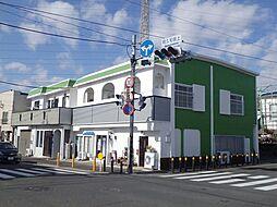 池田荘[2階]の外観