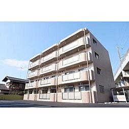 栃木県下野市川中子の賃貸マンションの外観