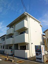 大阪府豊中市刀根山元町の賃貸アパートの外観