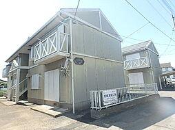 埼玉県さいたま市西区大字指扇の賃貸アパートの外観