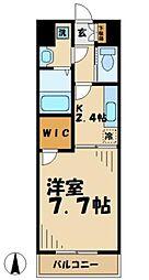 メゾン大塚[2階]の間取り