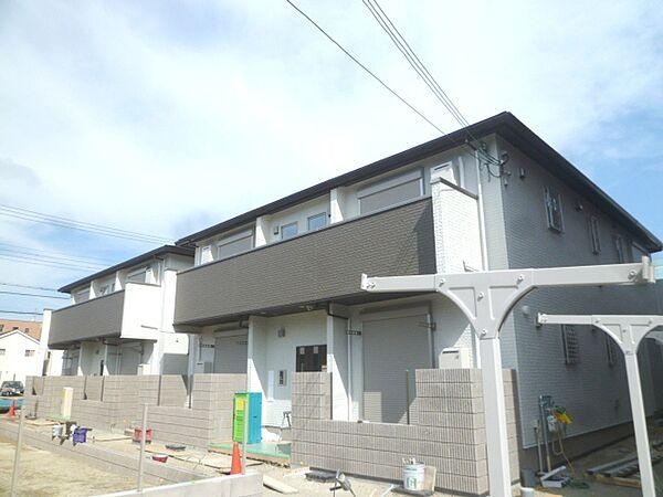 SUN-JI HOUSE[202号室]の外観
