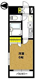 パル大塚[2階]の間取り