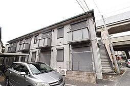 JR武蔵野線 西浦和駅 徒歩6分の賃貸アパート