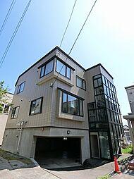 青山緑アパート[A号室]の外観