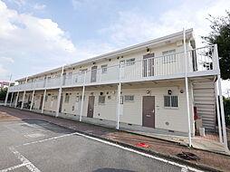 神奈川県座間市東原2の賃貸アパートの外観