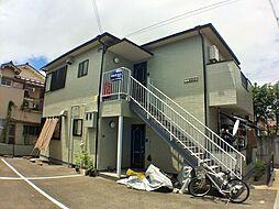松本ハイツI[2階]の外観