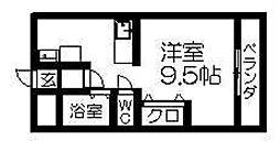 メゾン吉田[310号室]の間取り