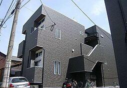 クレオ箱崎宮前壱番館[1階]の外観