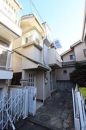 [一戸建] 東京都東村山市富士見町1丁目 の賃貸【/】の外観