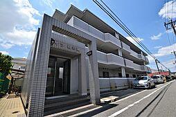 大阪府松原市田井城4丁目の賃貸マンションの外観