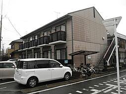 福岡県春日市上白水7丁目の賃貸アパートの外観