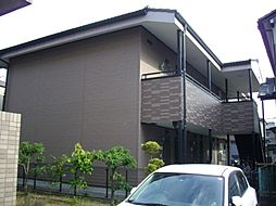 愛知県岩倉市大山寺町岩塚の賃貸アパートの外観