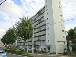 二俣川住宅[4階]の外観
