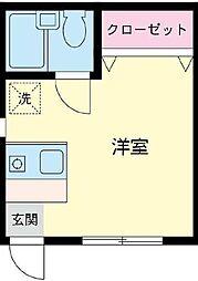 長島邸[1階]の間取り