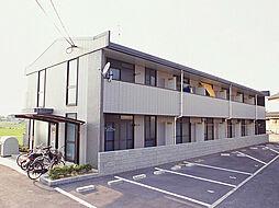 レオパレスNATUKAWA[104号室]の外観