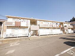 神奈川県海老名市杉久保北5丁目の賃貸アパートの外観