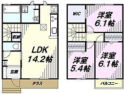 JR青梅線 羽村駅 徒歩11分の賃貸アパート