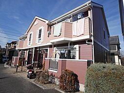 神奈川県厚木市温水西1の賃貸アパートの外観