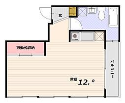 T・M・A[2階]の間取り