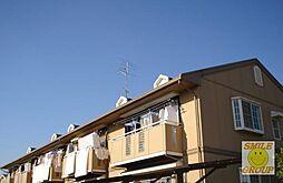 千葉県市川市宮久保5丁目の賃貸アパートの外観
