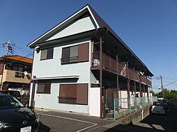 神奈川県川崎市宮前区東有馬3丁目の賃貸アパートの外観
