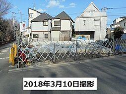 東京都小平市小川西町3丁目の賃貸アパートの外観