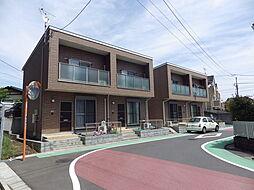[テラスハウス] 東京都八王子市楢原町 の賃貸【東京都 / 八王子市】の外観
