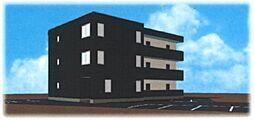中間島新築マンション[301号室]の外観