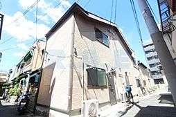 ソレイユ鶴見橋[2階]の外観