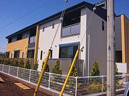 JR武蔵野線 市川大野駅 徒歩6分の賃貸アパート