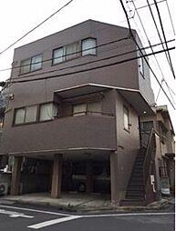 東京都杉並区和田1丁目の賃貸マンションの外観