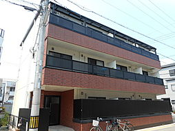 パークヒルズ神戸[3階]の外観