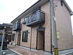 愛知県春日井市高山町2丁目の賃貸アパートの外観