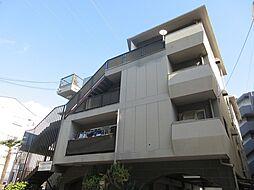 淀川ハイツ[3階]の外観