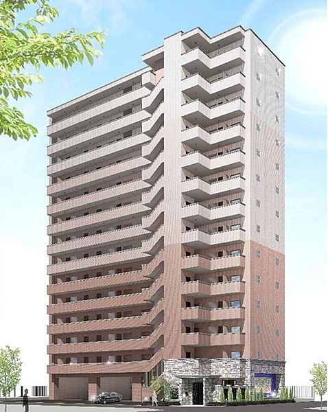 大阪府大阪市淀川区西中島3丁目の賃貸マンションの画像