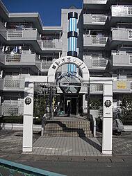 都レオポリス[108号室]の外観