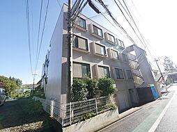 神奈川県座間市栗原の賃貸マンションの外観